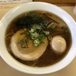 支那そば心麺 - 「醤油ラーメン」830円