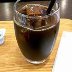 ヴィーダカフェ - ドリンク写真:アイスコーヒー