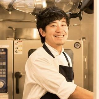 大塚勝也氏-無駄をださず、食材やソースにこだわりがあり