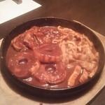 江戸肉割烹 ささや - 二の鍋