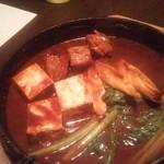 江戸肉割烹 ささや - 三の鍋
