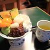 Kammidokorohikoichi - 料理写真:彦いち特製パフェ