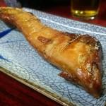 ふみ - ブリ塩焼き
