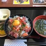 伊豆中ばんばん食堂 - 料理写真: