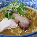 麺屋AMORE - バリ鰹ラーメン