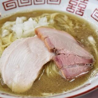 麺屋AMORE - 料理写真:煮干しラーメン