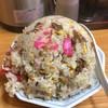 ラーメンya - 料理写真:大盛りチャーハン