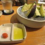 横浜紅葉坂日本酒 ふじひら - 水茄子