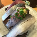 地魚回転寿司 丸藤 - 201808