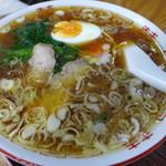 桜井食堂 - 料理写真:ラーメン(600円)