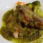 ブラッスリー・グー - 若鶏のロースト 香草バターソース