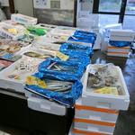 (有) 魚住鮮魚店 - 料理写真:鮮魚