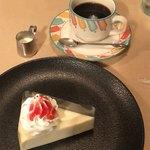琵琶湖 - 料理写真:ケーキセット780円
