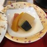 アピカルイン京都 - 炊合せ