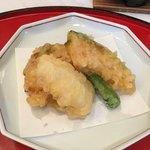 アピカルイン京都 - 料理写真:天ぷら