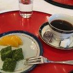 アピカルイン京都 - 料理写真:デザート、珈琲