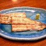 小暮や - ■白焼き 3100円