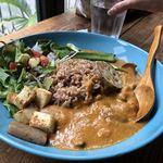 ニモ アルカモ - 豆乳野菜カレー