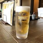 友福丸 - 生ビール