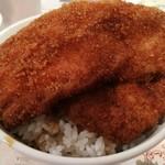 敦賀ヨーロッパ軒 - カツ丼864円