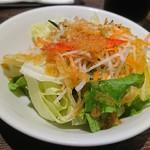 91970671 - サービスセットの国産野菜のサラダ