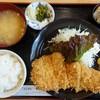 とん吉 - 料理写真:ロース定食200g 1,500円