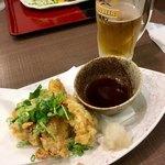 ことことキッチン - 料理写真:とり天(´・ω・`)