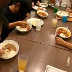 ことことキッチン - 子供たちはみーんなカレーだった(´・ω・`)