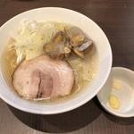 麺屋りゅう - 塩らーめん 並盛