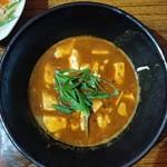 いかれたヌードル フィッシュトンズ - 麻婆豆腐