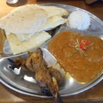 インド料理レストラン Mayaa - 料理写真:デラックスランチ