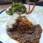 Cafe del Ibiza - ドロドロゴロゴロとした肉感もあって、しっかり煮込まれてるな~