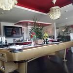 Cafe del Ibiza - 店内の様子