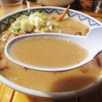 とんぴととりの光龍益 - 特製ラーメン スープ