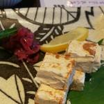 初かすみ酒房 - チーズ
