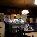 むつみ食堂 - お店の中の様子