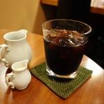 蔵にて - ドリンク写真:アイスコーヒー