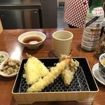 天ぷらめし 福松 -