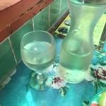 ルイジアナママ - 白ワイン・ハーフデキャンタ