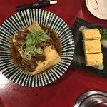 91985436 - 肉豆腐450円、玉子焼き250円