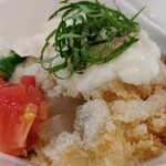 極汁美麺 umami - さんまのかき氷麺