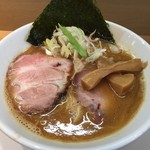 らぁ麺 蒼空 - 料理写真:平子らぁ麺