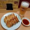 石松  - 料理写真:ヤキヤキ単品 700円 一番搾り生中 580円