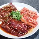 焼肉亭 桂 - 選べるランチ・タン、ハラミ、旨みカルビ