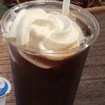 なごみカフェ夢や - コーヒーフロート
