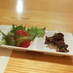 小満津 - トマト、かぶとの佃煮