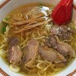91994181 - チャーシュー麺(醤油)