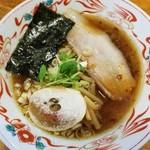 富良野とみ川 - ハーフ醤油 450円