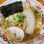 富良野とみ川 - ハーフ塩 450円