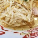 富良野とみ川 - 麺